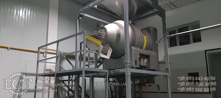 Установка диффузионного оборудования для соления в Таджикистане
