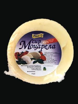 Сыр Моцарелла, ТМ Бимол,