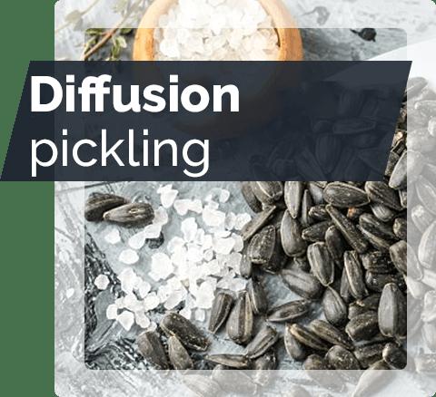 Diffusion salting