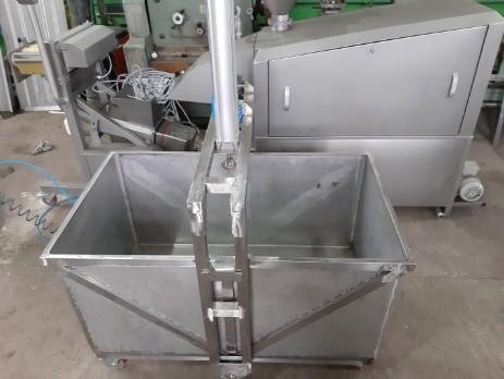 Пресc-тележка для сыра и творога из нержавеющей стали PT-500